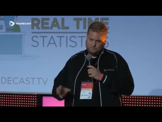 TradeCast at The Next Web Conference!