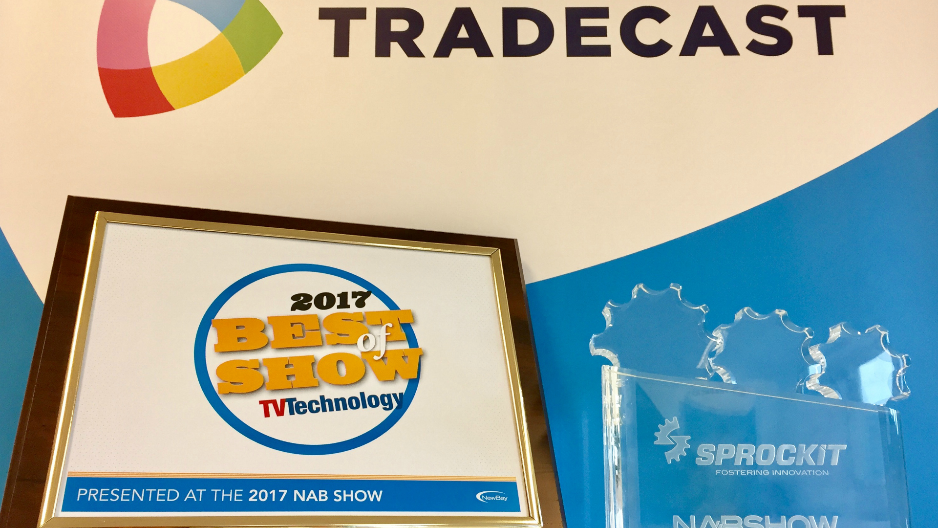 Looking back on NAB Show 2017: a great week for TradeCast.tv